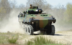 Picture Renault, military vehicle, VBCI, France-Army, Renault Nexter VBCI, AACAV