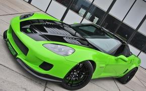 Picture Corvette, 2009, Geiger, Z06 (C6)
