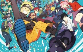 Picture Kiba, naruto, art, Itachi, Temari, Rin, Sakura Haruno, Uchiha Sasuke, Kakashi, Deidara, Sasori, Madara, Hinata, …