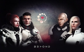 Picture wallpaper, BEYOND THE STARS, Faction, Dagonian