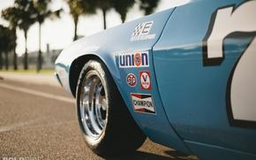 Picture Dodge, Challenger, Car, Race, 1973, Energo5