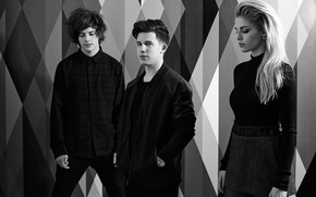 Picture Ministry of Sound, London Grammar, Hannah Reid, Dominic Major, Dan Rothman