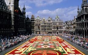 Wallpaper Area, Belgium, Brussels