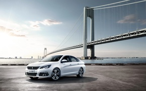 Picture Peugeot, sedan, Peugeot, 308