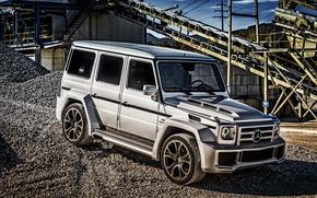 Picture Mercedes-Benz, Mercedes, G-Class, FAB Design, W463