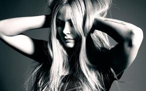 Picture Avril Lavigne, Avril Lavigne, singer, The Hollywood Reporter
