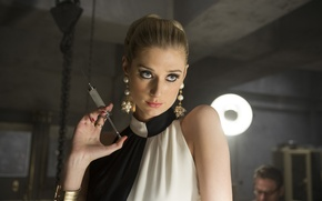 Picture Victoria, Elizabeth Debicki, Agents A. N. To.L, The Man from U.N.C.L.E