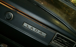 Wallpaper Panel, Lada, Lada