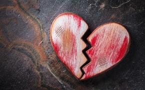 Picture love, heart, love, heart, romantic, broken