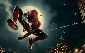 Picture Sony, The Amazing Spider-Man, New spider-Man, Superhero, Columbia Pictures