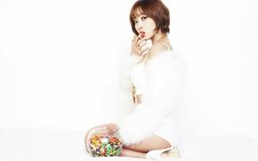 Picture girl, music, Asian, South Korea, k-pop, Brown eyed girls, M&N