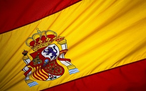 Picture characters, Flag, Spain