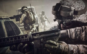Picture game, Wallpaper, games, wallpapers, Battlefield 3