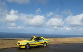 Picture Mercedes-Benz, Mercedes, E-class, Taxi, E-Class, Taxi, 1999, E-class, W210, Executivklasse, Lupato, Eyed