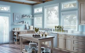 Picture design, style, room, interior, kitchen
