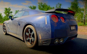 Picture Road, Machine, Top Gear, Nissan
