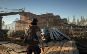 Picture Game, Days Gone, Sony Interactive Entertainment, Sony Bend
