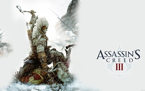 Picture America, killer, ubisoft, assassin, assassins creed, Desmond, yubisoft, Assassin's Creed III, Radunhageydu, ac3, Connor, assassin's …