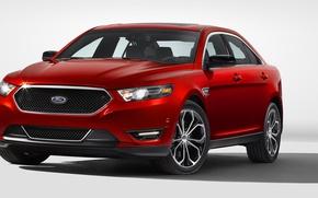 Picture Ford, sedan, Taurus, SHO