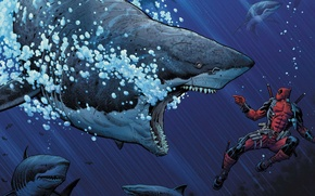 Picture Art, Deadpool, Marvel