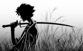 Picture katana, Anime, Samurai Champloo