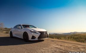 Picture Lexus, White, RC-F