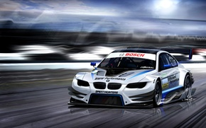 Wallpaper BMW, tuning, speed