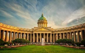 Picture Peter, Saint Petersburg, Kazan Cathedral, Russia, SPb, St. Petersburg, spb, Leningrad