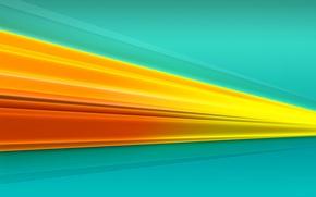 Picture light, line, strip, color, the volume