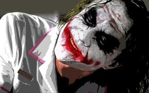 Wallpaper Joker, the dark knight, Joker, nurse, comic, the film