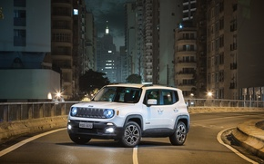 Picture jeep, Jeep, 2015, Renegade, BR-spec, renegade, Longitude