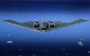 Wallpaper Spirit, Northrop, Bomber, stealth