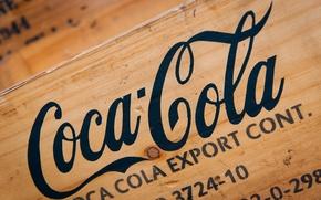 Picture tree, logo, drink, Coca-Cola
