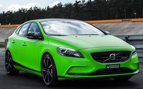 Picture Volvo, V40, Heico, Sportiv, HPC