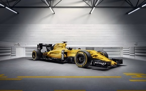 Picture Renault, the car, 2016, R.S.16