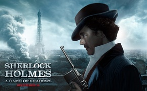 Picture the film, male, Robert Downey Jr., Sherlock Holmes, sherlock holmes, robert downey