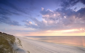 Picture Lithuania, The Baltic sea, The Curonian spit