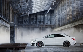 Picture Mercedes-Benz, AMG, 2014, CLA45