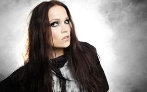 Wallpaper look, girl, singer, Tarja Turunen, nightwish