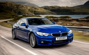 Picture BMW, BMW, Sport, UK-spec, 2014, F32, Coupe M, 435i