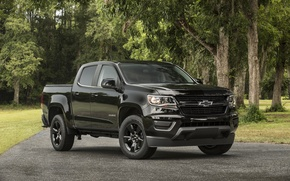 Picture 2015, Crew Cab, Chevrolet, Colorado, Colorado, Chevrolet, Midnight