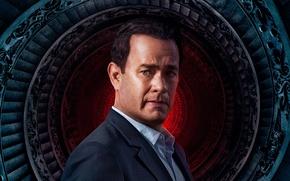 Picture Action, Green, Inferno, Eyes, year, Tom Hanks, Smart, Professor, EXCLUSIVE, Man, Movie, Film, Felicity Jones, …