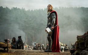 Picture Marvel, Movies, Thor, Thor, Chris Hemsworth, Chris Hemsworth, Marvel, the God of thunder, asgardian, Thor …
