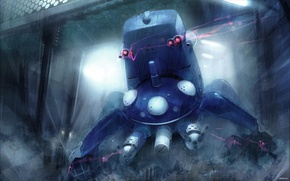 Picture tachikoma, Ghost in the Shell, Ghost in the shell