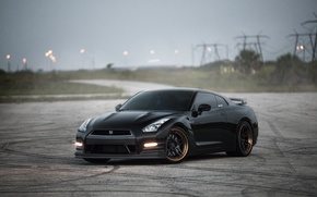 Picture GTR, Nissan, Forged, Dub, Attack