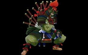 Wallpaper sword, game, naruto, anime, katana, samurai, armour, manga, kyuubi, Uzumaki naruto, japanese, naruto shippuden, uzumaki, ...