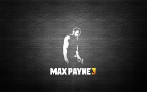 Picture minimalism, The game, male, Max Payne 3