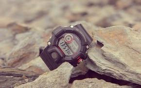 Picture watch, Casio, G-Shock, G-9400, Analog