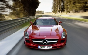 Picture Mercedes-Benz, Mercedes, AMG, SLS