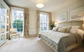Picture design, house, style, room, interior, bedroom